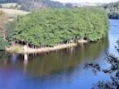 Gewässer, Wasservorräte, Wasser, Natur, Fluss, Natürliche Landschaft, Vegetation, Baum, Wasserweg, Bank