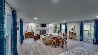 Open concept main level, fully updated