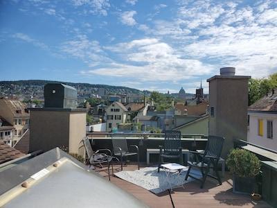 Lindenhof, Zürich, Canton of Zurich, Switzerland