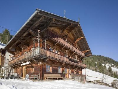 Zone de loisirs KaiserWelt Scheffau, Söll, Tyrol, Autriche