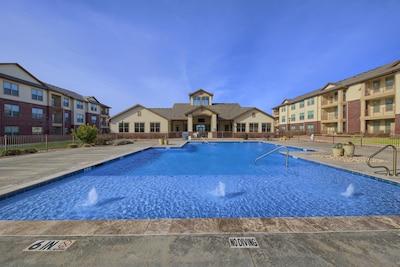 Claydesta Plaza, Midland, Texas, États-Unis d'Amérique