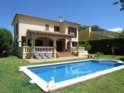 Urbanización Sant Marçal, Marratxi, Baléares, Espagne