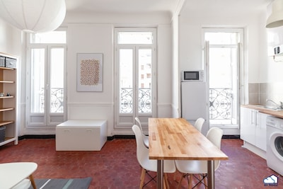 Universität der Provence Aix-Marseille II, Marseille, Bouches-du-Rhône (Département), Frankreich