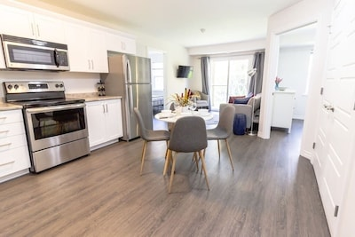 Welcome to this beautiful, brand new 3-bedroom condo!
