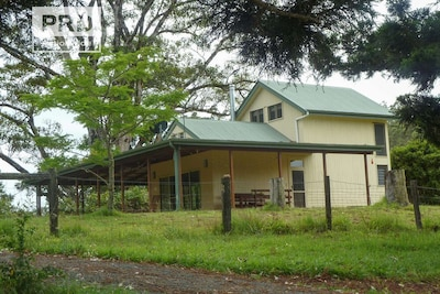Two Storey Dairy Bales Farm Stay Accommodation