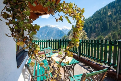 Ahornbahn, Mayrhofen, Tirol, Österreich