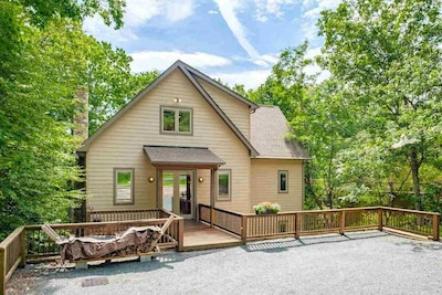 Welcome to Chestnut Place, our newest home in the Wintergreen Retreat Collection
