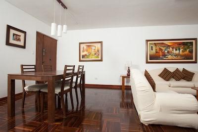 Lounge/Diner - Sala/Comedor