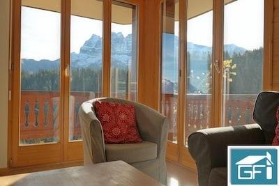Val-d'Illiez, Valais, Suisse