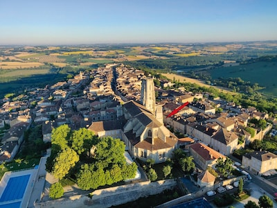 Lectoure, Gers, France
