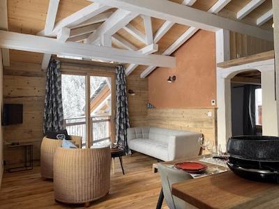 Peisey-Nancroix, Savoie (département), France