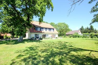 Bohlendorf, Wiek, Mecklenburg-Vorpommern, Deutschland
