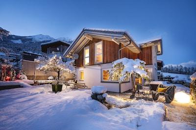 Schlick 2000 Ski Resort, Fulpmes, Tyrol, Austria