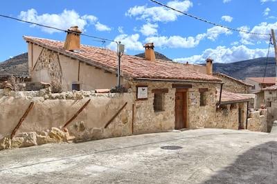 Castel de Cabra, Aragão, Espanha