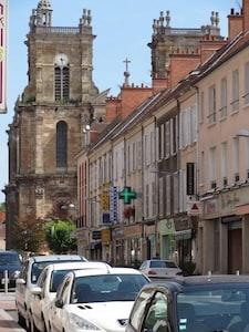 Vitry-le-François, Département Marne, Frankreich
