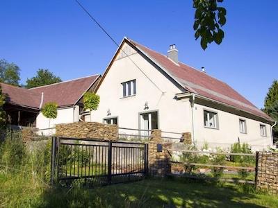 Kapelle St. Hubertus, Karlova Studanka, Mähren-Schlesien, Tschechische Republik