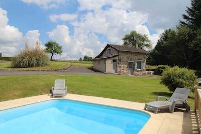 Peyrat-le-Château, Haute-Vienne (département), France
