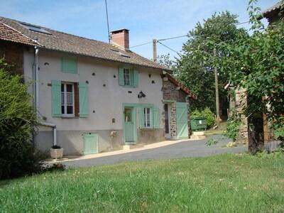 Le Châtenet-en-Dognon, Haute-Vienne (Département), Frankreich