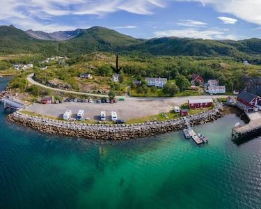 Kveitmuseet, Tranøy, Troms og Finnmark, Norway