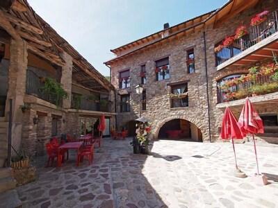 Les Igesies, Sarroca de Bellera, Catalogne, Espagne
