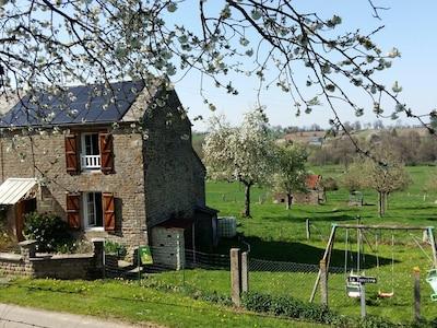 Tinchebray-Bocage, Orne, France