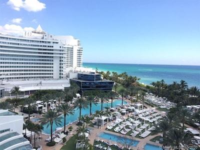 Nautilus, Miami Beach, Floride, États-Unis d'Amérique