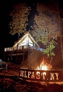 Belfast, New York, USA