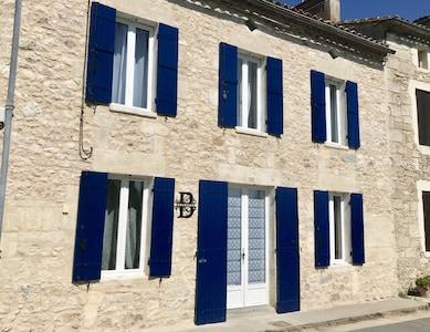 Saint-Antoine-de-Breuilh, Dordogne, Frankreich