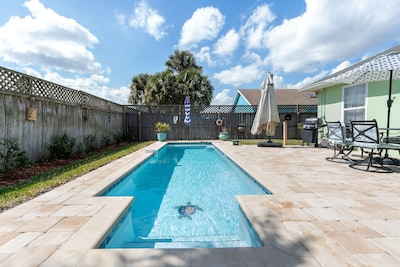 New Pool (heat for $10/day)