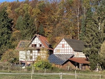 Schwarzenborn, Hessen, Allemagne