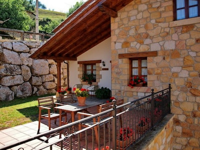 Lerones, Pesaguero, Cantabria, Spain