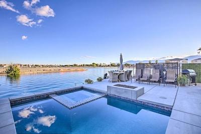 Indio Vacation Rental   4BR   4.5BA   2,697 Sq Ft   Private Villa