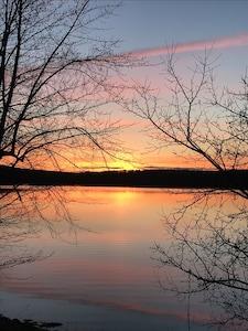 Hermon Mountain, Bangor, Maine, États-Unis d'Amérique