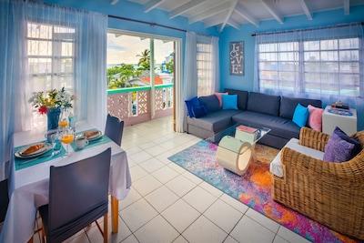 Seaside Nature Park, Cole Bay, Sint Maarten