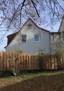 Fuchsstadt, Bavière, Allemagne