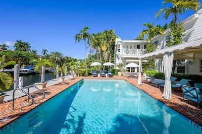 Las Olas Isles, Fort Lauderdale, Florida, United States of America