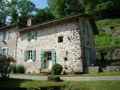 """Gite""""Le Moulin Du Puy Martin""""à Blanzac en Haute-Vienne(Limousin)"""