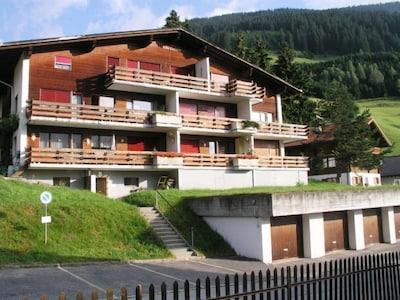 Disentis, Graubuenden, Switzerland
