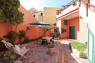 La Maddalena, Sardaigne, Italie