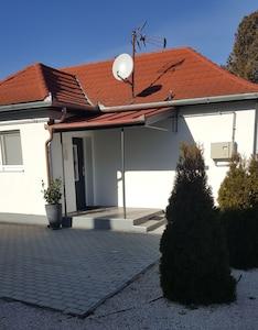 Balatonkeresztúr, Comitat de Somogy, Hongrie