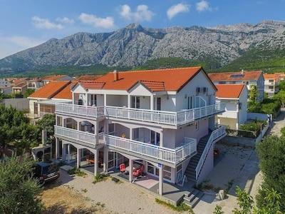 Port d'Orebić, Orebić, Comitat de Dubrovnik-Neretva, Croatie