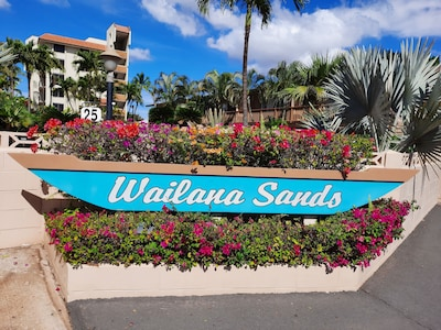 Welcome to Wailana Sands. Home to a private 10-unit Condo Complex.