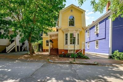 Parkside, Portland (et environs), Maine, États-Unis d'Amérique