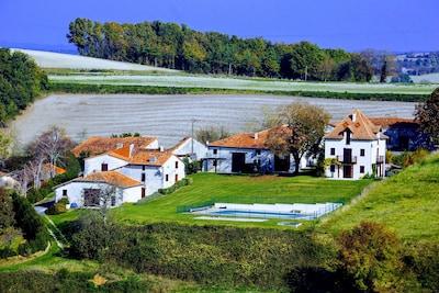 Nanteuil-de-Bourzac, Dordogne, France
