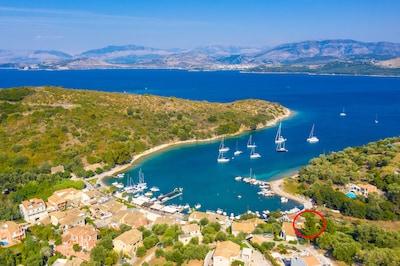 Agios Stefanos, Corfu, Ionian Islands Region, Greece