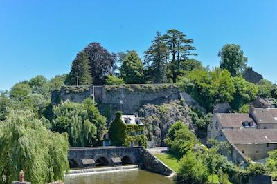 Fresnay-sur-Sarthe, Sarthe, Frankrijk
