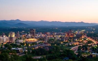 Fine Arts Theatre, Asheville, North Carolina, USA