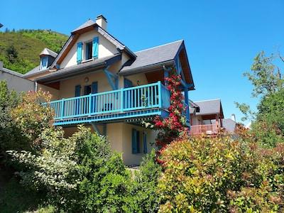 Vignec, Hautes-Pyrenees, France