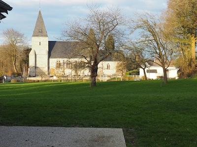 Plateau de Caux-Doudeville-Yerville, Seine-Maritime, France