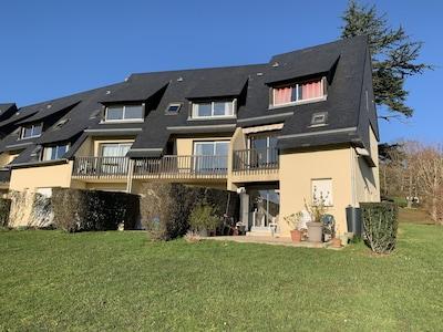Clair Valon, Houlgate, Calvados (Département), Frankreich